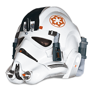 Casco Star Wars - Piloto AT AT