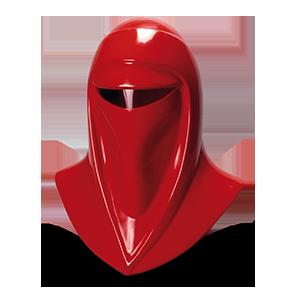 Casco de colección Star Wars - Guardia Real del Emperador