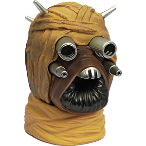 Casco Star Wars - Tusken Raider