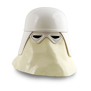 Casco Star Wars - Snow Trooper - Cacos de colección