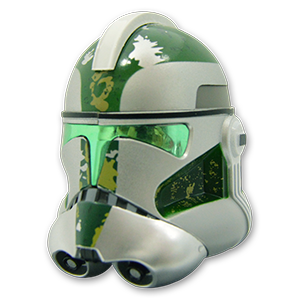Casco Star Wars - Comandante Gree
