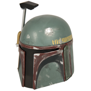 Boba Fett - Casco de Colección Star Wars