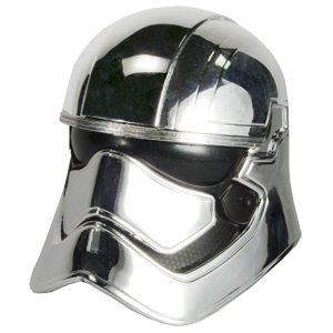 Casco colección Star Wars - Capitana Phasma
