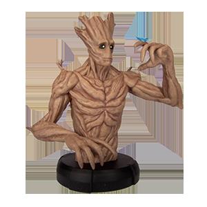 Groot - Bustos de colección Marvel