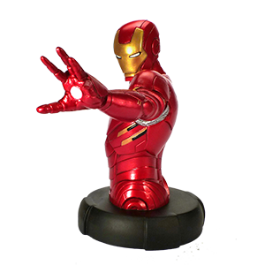 Ironman - Bustos de colección Marvel