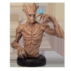 Groot - Bustos de colección