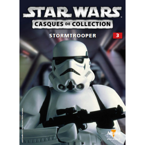 Stormtrooper - Fascicule casques de collection - Star Wars